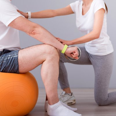 REHABILITATION FOLLOWING INJURIES AND ORTHOPEDIC OPERATIONS