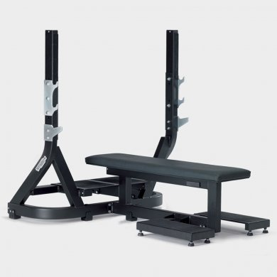 Ławka prosta Pure Strenght - Olimpic flat bench